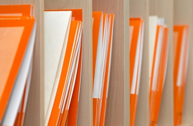 Foldery na dokumenty