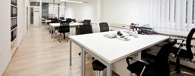 projektowanie biura