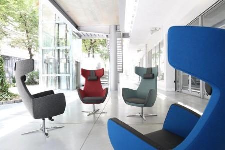 Fotel biurowy UMM