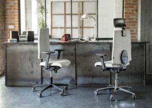 X-SITE 2 – krzesło obrotowe tapicerowane