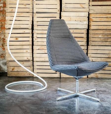 THUNDER - fotel Lounge Kleiber